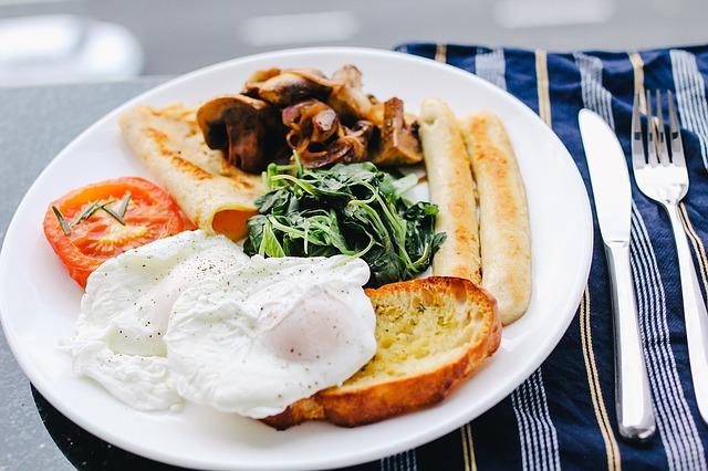 อาหารเช้าที่ดี