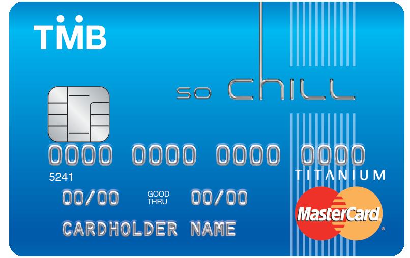 บัตรเครดิต TMB So Chill